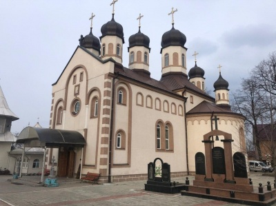 На Буковині обікрали храм УПЦ МП