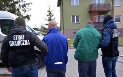 У Польщі затримали українця, якого розшукували у 190 країнах