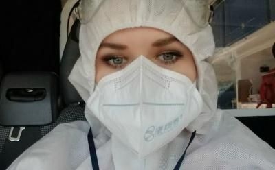 «Я чекала на тест майже тиждень, бо була черга», - лікарка швидкої з Чернівців, що перехворіла на COVID-19