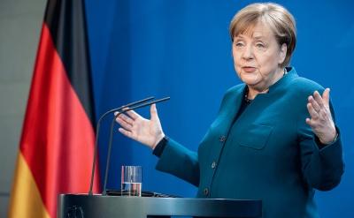 """Меркель: """"Північний потік-2"""" треба добудувати"""