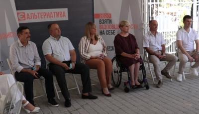 Відомі бізнесмени Чернівців об'єднались у громадський рух «Єдина Альтернатива»: що відомо про проект