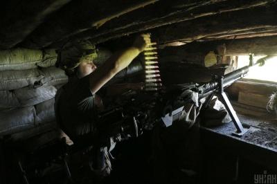 Обстановка на Донбасі різко загострилася – Міноборони
