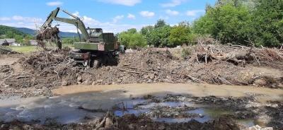 На Буковині через негоду підтопленими залишаються 7 населених пунктів - відео