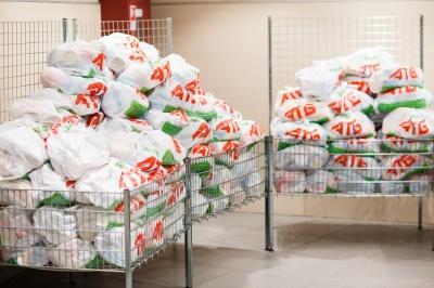 Більше, ніж благодійність: мешканці постраждалих від підтоплення населених пунктів отримують безплатні продукти від «АТБ»*