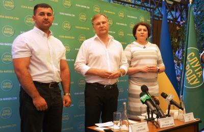 Керівник «Зе-Команди» на Буковині готовий боротися за крісло мера Чернівців