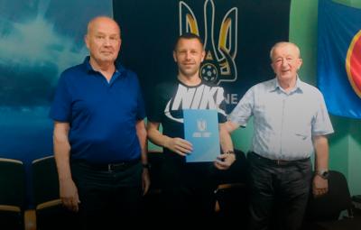 Тренер «Буковини» отримав ліцензію UEFA В