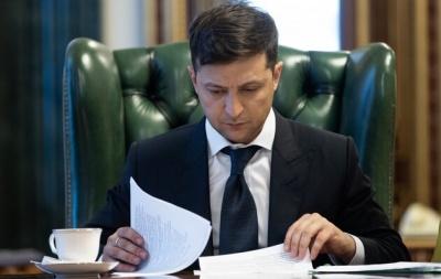 Зеленський підписав закон про вступ абітурієнтів з окупованих територій без ЗНО