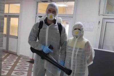 У гуртожитку київського вишу спалах коронавірусу