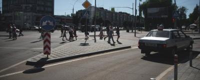 Проспект Незалежності у Чернівцях не здали в експлуатацію після капітального ремонту