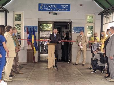У Чернівцях відкрилося почесне консульство  Латвійської Республіки
