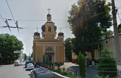 У Чернівцях хочуть облагородити територію Собору УГКЦ
