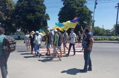 Хотин збирається на народне віче через рішення про центр Дністровського району
