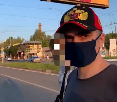 У Чернівцях виник скандал через кепку з написом «Россия»: чоловік одягнув її та пішов у ТЦ