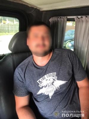 На Буковині поліція затримала іноземця, який перебував у міжнародному розшуку