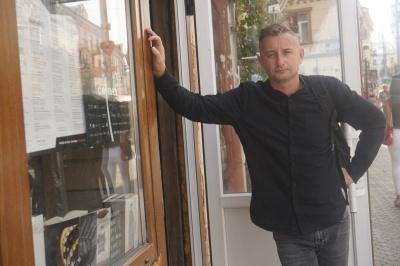 «Не люблю писати про політику, але пишу»: інтерв'ю Сергія Жадана