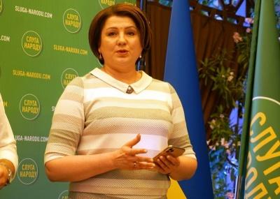 Нардеп з Чернівців звернулась до поліції через її фейковий аккаунт у Facebook