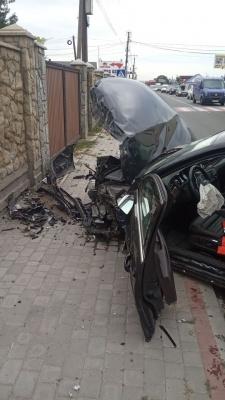На Буковині у ДТП постраждало двоє людей - фото