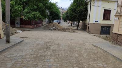 У Чернівцях закінчили тривалий ремонт вулиці Переяславської
