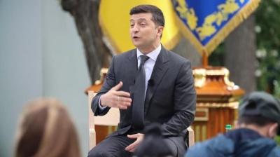 Зеленський відреагував на петицію чернівчанки щодо заборони 5G