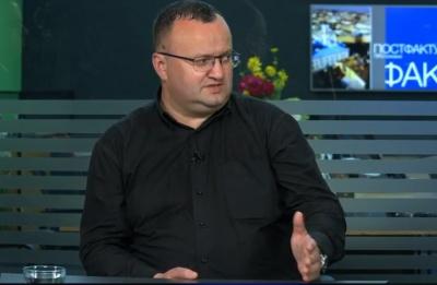 Каспрук заявив про депутатський «саботаж» ремонту вулиць у Чернівцях