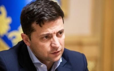 Зеленський записав відеозвернення, яке від нього вимагав терорист із Луцька