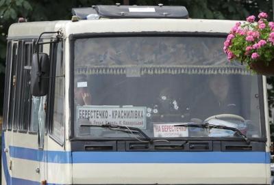 Луцький терорист звільнив трьох заручників