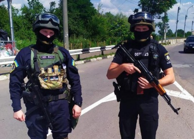 Поліція посилює заходи безпеки на території Буковини
