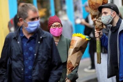 В Україні різко зросла кількість інфікованих COVID-19
