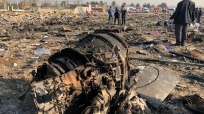 У МЗС розповіли про розшифровки збитого в Ірані українського літака