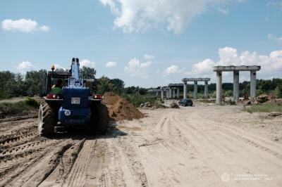 На Буковині почали готуватися до зведення мосту в Маршинцях