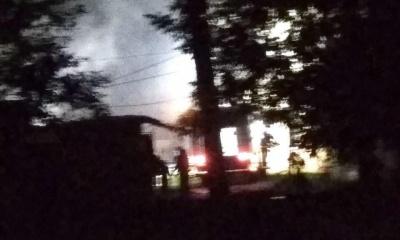 Пожежа у Чернівцях: очевидці повідомили про вогонь на ринку