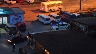 ДТП у Чернівцях: легковик рухався заднім ходом і зачепив пішохода