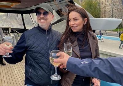 Телеведуча з Чернівців вийшла заміж за міністра Резнікова – фото
