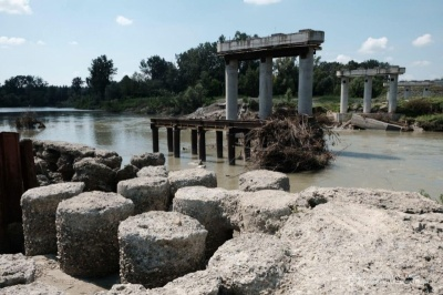 Міст у Маршинцях відремонтують за майже 300 мільйонів: результати тендеру