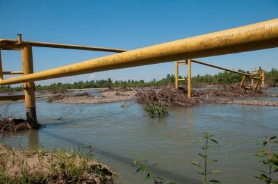 У «Чернівцігаз» пояснили, чому не відновлюють газові мережі, пошкоджені під час повені