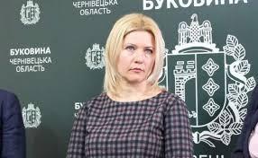 Головна санітарна лікарка Буковини отримала звання «заслуженої»