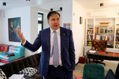Саакашвілі заявив, що бізнесмен з Буковини «кришував» митну мафію в Україні