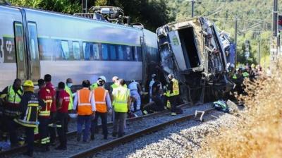 У Португалії зійшов з рейок швидкісний потяг: 2 загиблих, десятки поранені