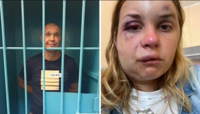 Побив і хотів зґвалтувати жінку в потязі: суд заарештував зловмисника