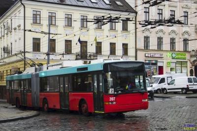 На вулиці Руській почнуть їздити тролейбуси