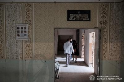 На ремонт відділень онкоцентру в Чернівцях виділили 20 мільйонів
