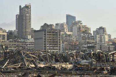 Вибух у Бейруті. Загинули щонайменше 30 осіб понад 3000 постраждали