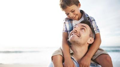 Анекдот дня: про батька і сина-школяра