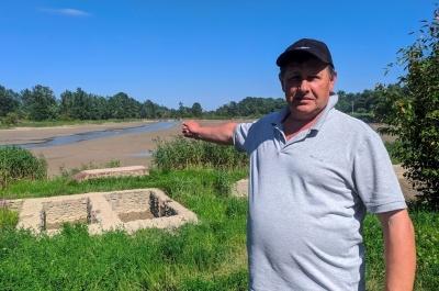 Відоме озеро в Чорториї після червневої повені залишилося без лебедів