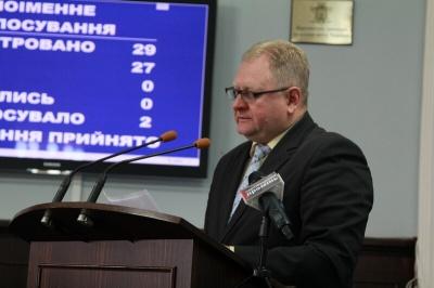 Продан пояснив, чим займаються Сірман і Бурега на нових посадах у Чернівецькій міськраді