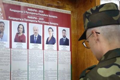 Тихановська чи Лукашенко. У Білорусі проходять президентські вибори.