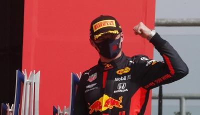 Формула-1: Ферстаппен виграв перегони у Сільверстоуні