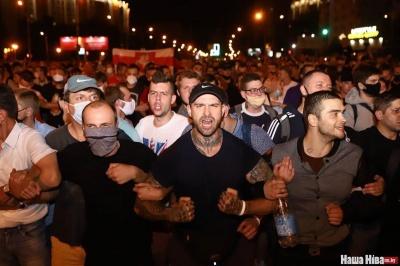 Білорусь прокинулась: країну охопили наймасовіші за останні десятиліття протести