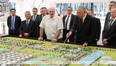 Після виборів та протестів. Лукашенко зробив першу заяву