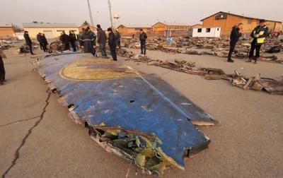 Збитий літак МАУ. Іран відмовляється платити за літак